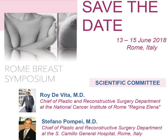 Rome breast surgery 2018 nil 13th nil 15th june 2018 rome italy 155 l