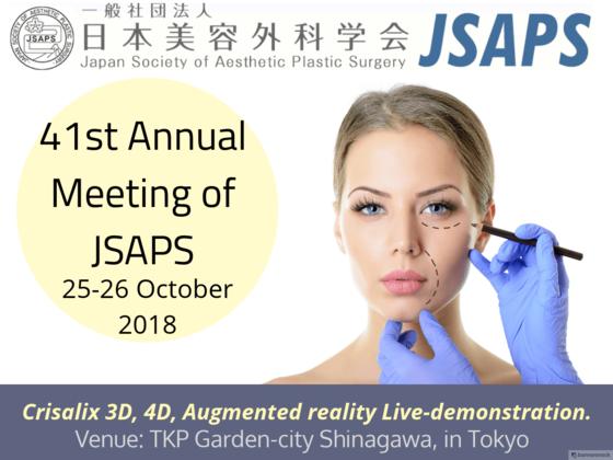 41st annual meeting of jsaps tokyo japan l