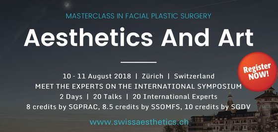 Facial plastic surgery nil aesthetics and art symposium in zurich switzerland 192 l