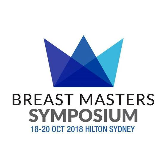 Breast masters symposium bms 2018 sydney australia l