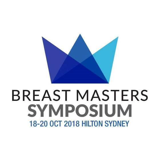 Breast masters symposium bms 2018 sydney australia 203 l