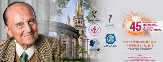 45 simposio anual internacional de cirugia plastica guadalajara mexico l