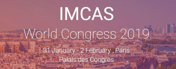 Imcas world congress 2019 paris france l