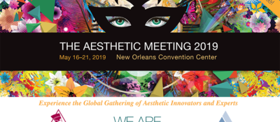 The Aesthetic Meeting 2019, New Orleans, Louisiana
