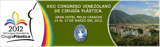Xxii venezuelan congress of plastic surgery l