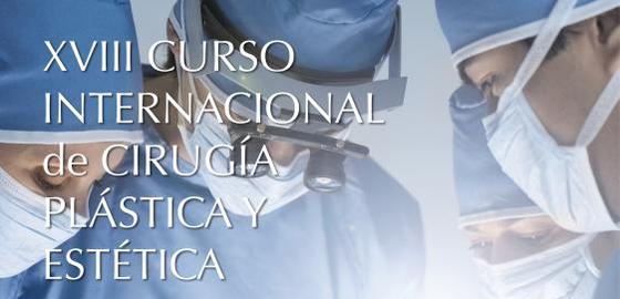 Xviii international course on plastic and aesthetic surgery l