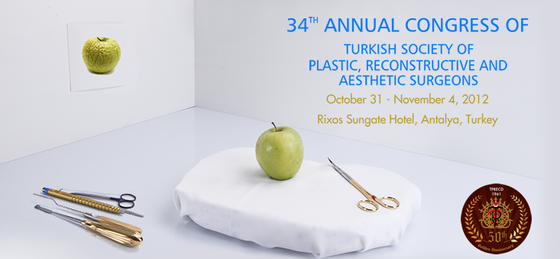 34th congress of turkish plastic reconstructive and aesthetic surgeons l