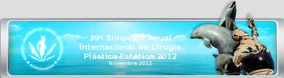 39th annual international symposium of aesthetic plastic surgery 2012 55 l