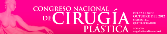 National congress of plastic surgery 2012 l
