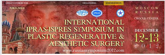 International ipras ispres symposium in plastic regenerative aesthetic surgery l