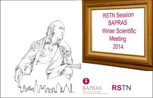 Bapras winter scientific meeting 2015 l