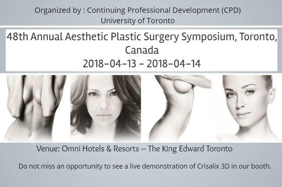 48th annual aesthetic plastic surgery symposium toronto canada l