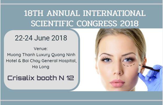 The 18th annual international scientific congress plastic aesthetic surgery society vietnam l